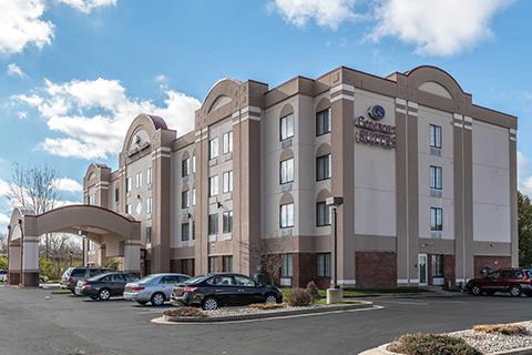 Comfort Suites, Ohio
